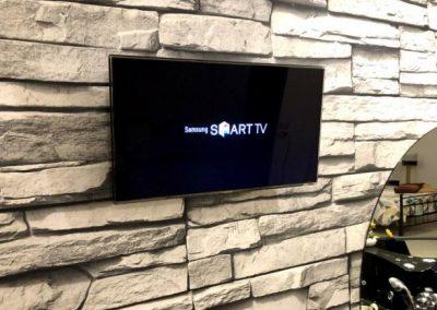 Camera Matrimoniale con Angolo cottura e Smart tv